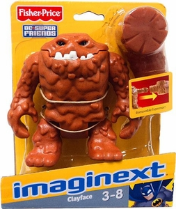 Imaginext DC Super Friends Clayface