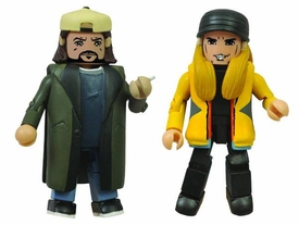 Minimates Jay & Silent Bob Strike Back 2-Pack Pre-Order ships March
