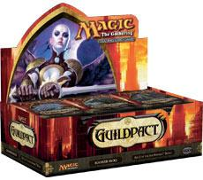 Magic the Gathering Guildpact Booster BOX [36 packs]
