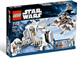 LEGO Star Wars Set #8089 Hoth Wampa Cave