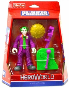 DC Super Friends Hero World Action Figure The Joker