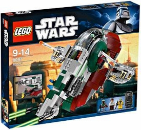 LEGO Star Wars Set #8097 Slave I