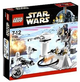 LEGO Star Wars Set #7749 Echo Base
