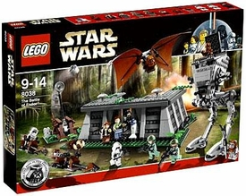 LEGO Star Wars Exclusive Set #8038 Battle of Endor