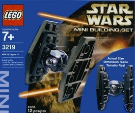 LEGO Star Wars Set #3219 Tie Fighter [Bagged]