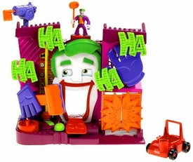 Imaginext DC Super Friends Playset Joker's Fun House