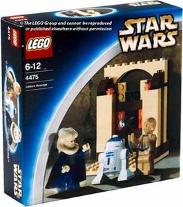LEGO Star Wars Set #4475 Jabba's Message