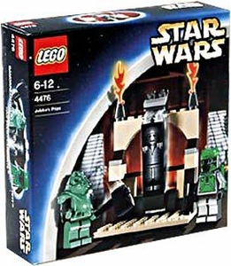LEGO Star Wars Set #4476 Jabba's Prize