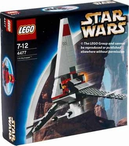 LEGO Star Wars Set #4477 T-16 Skyhopper