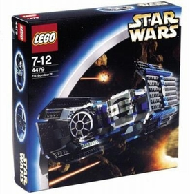 LEGO Star Wars Set #4479 TIE Bomber