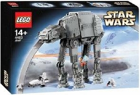 LEGO Star Wars Set #4483 AT-AT