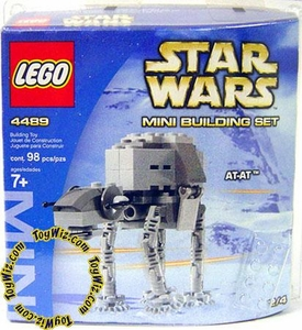 LEGO Star Wars Mini Set #4489 AT-AT