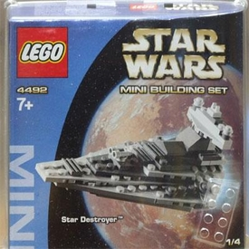 LEGO Star Wars Set #4492 MINI Star Destroyer
