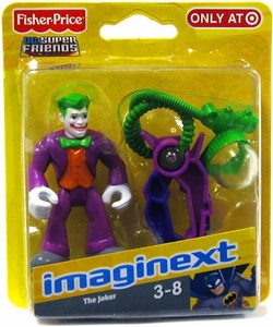 Imaginext DC Super Friends Exclusive Figure Joker