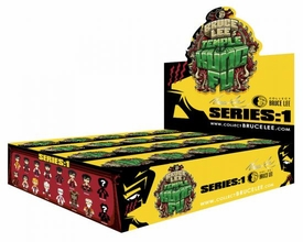 Round 5 Bruce Lee Temple of Kung Fu MAD Toy Designs Blind Mystery Box [20 Packs!]
