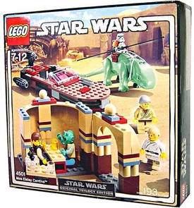 LEGO Star Wars Original Trilogy Edition Set #4501 Mos Eisley Cantina