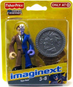 Imaginext DC Super Friends Exclusive Figure Two-Face