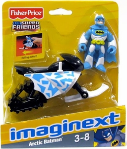 Imaginext DC Super Friends Arctic Batman with Jetski