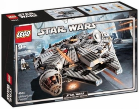 LEGO Star Wars Set #4504 Millennium Falcon