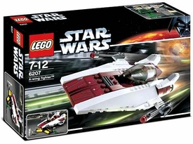 LEGO Star Wars Set #6207 A-Wing Fighter