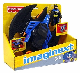 Imaginext DC Super Friends Figure & Vehicle Batwing