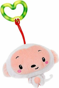 Ni Hao, Kai-lan & Friends Plush Clip-On Hoho
