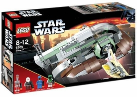 LEGO Star Wars Set #6209 Slave I