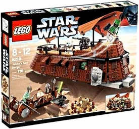 LEGO Star Wars Set #6210 Jabba's Sail Barge