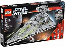 LEGO Star Wars Set #6211 Imperial Star Destroyer