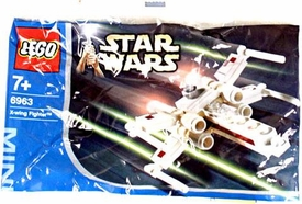 LEGO Star Wars Set #6963 X-Wing Fighter [Bagged]