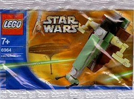LEGO Star Wars Set #6964 Boba Fett's Slave 1 [Bagged]