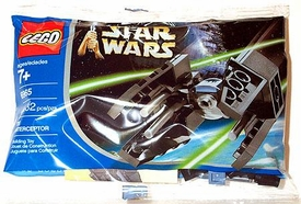 LEGO Star Wars Mini Set #6965 TIE Interceptor [Bagged]
