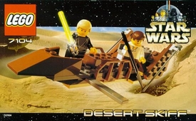 LEGO Star Wars Set #7104 Desert Skiff