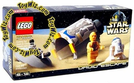 LEGO Star Wars Set #7106 Droid Escape