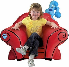 Nick Jr's Blue's Clues Musical Thinking Chair