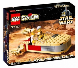 LEGO Star Wars Set #7110 Landspeeder