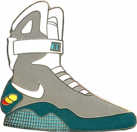 Nike Air Back to the Future Mag Pin