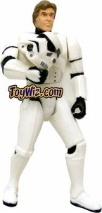 Star Wars POTF2 Power of the Force Exclusive Mail Away Figure Han Solo in Stormtrooper Disguise