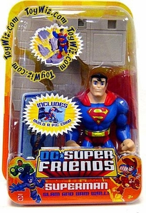 DC Super Friends Action Figure Superman