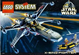 LEGO Star Wars Set #7140 X-Wing Fighter