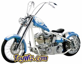 Orange County Choppers OCC ERTL 1:18 Scale Die Cast Lucy's Bike
