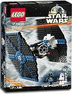 LEGO Star Wars Set #7146 TIE Fighter