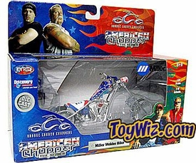 Orange County Choppers OCC ERTL 1:18 Scale Die Cast Miller Welder Bike
