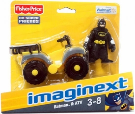 Imaginext Exclusive DC Super Friends Batman & ATV