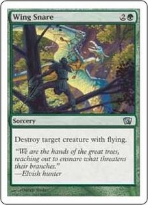 Magic the Gathering Eighth Edition Single Card Uncommon #288 Wing Snare