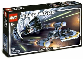 LEGO Star Wars Set #7262 TIE Fighter and Y-Wing