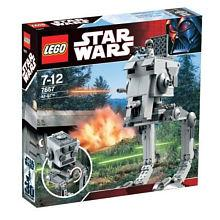 LEGO Star Wars Set #7657 AT-ST