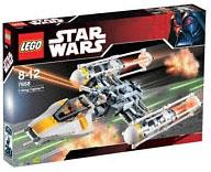 LEGO Star Wars Set #7658 Y-Wing Fighter