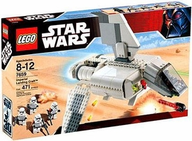 LEGO Star Wars Set #7659 Imperial Landing Craft
