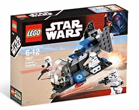 LEGO Star Wars Set #7667 Imperial Dropship